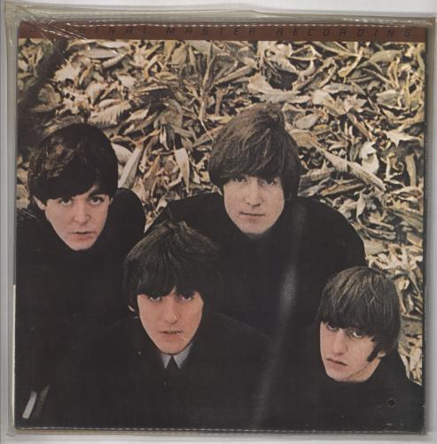 The Beatles Beatles For Sale - Stickered & Sealed vinyl LP album (LP record) US BTLLPBE305522
