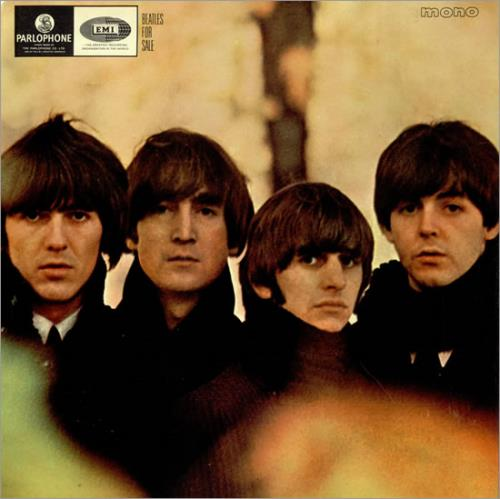 The Beatles Beatles For Sale vinyl LP album (LP record) South African BTLLPBE468139