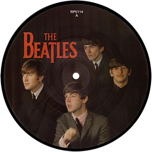 "The Beatles Can't Buy Me Love 7"" vinyl picture disc 7 inch picture disc single UK BTL7PCA63228"