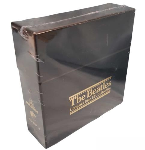The Beatles Compact Disc E.P. Collection - Sealed CD Single Box Set UK BTLCXCO707644