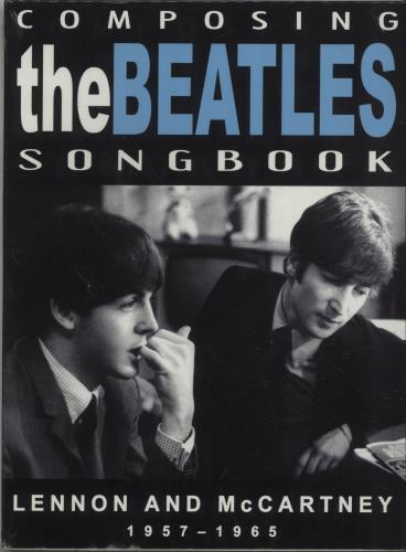 The Beatles Composing The Beatles Songbook DVD UK BTLDDCO427698