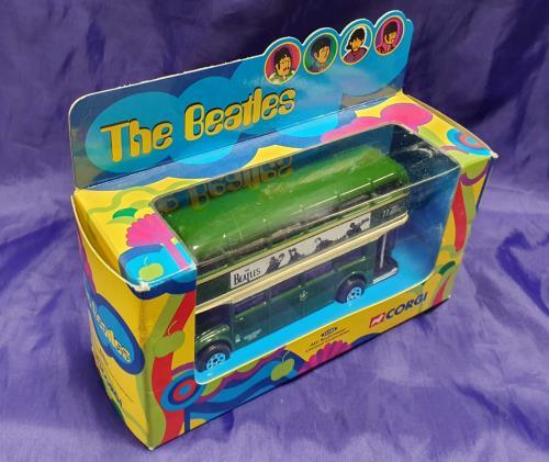The Beatles Corgi ABC Routemaster memorabilia UK BTLMMCO290086