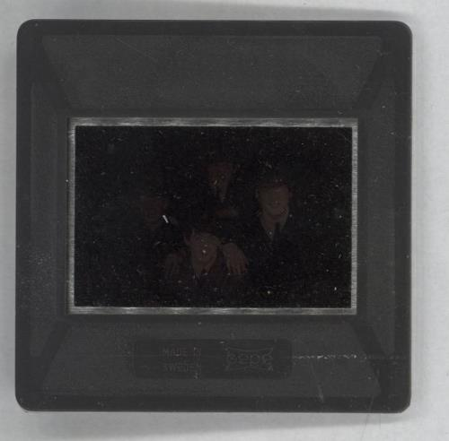 The Beatles EMI Promotional Transparency photograph UK BTLPHEM755997