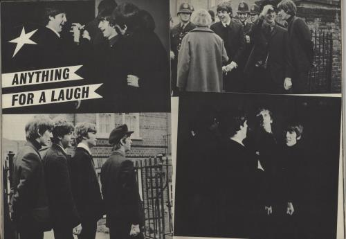 The Beatles Exclusive! The Beatles Starring In A Hard Day's Night magazine UK BTLMAEX750971