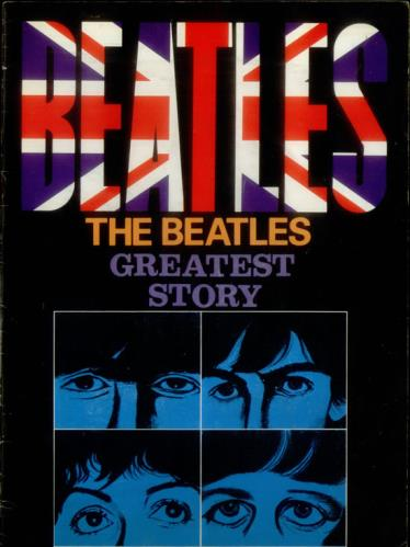 The Beatles Greatest Story book Japanese BTLBKGR546350