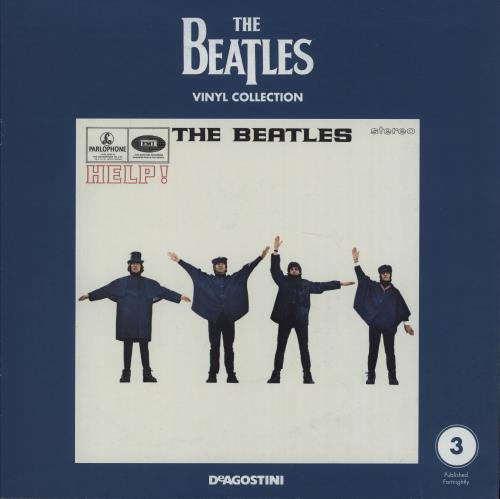 The Beatles Help! - 2016 issue - Sealed vinyl LP album (LP record) UK BTLLPHE674067