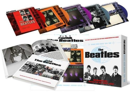 The Beatles Home And Away '64 - '66 - Deluxe Vinyl Box Set UK BTLVXHO709692