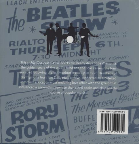 The Beatles Images Of The Beatles book UK BTLBKIM760879