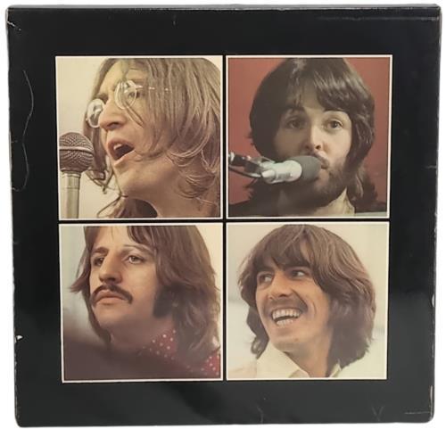 The Beatles Let It Be - Box Set - EX Vinyl Box Set UK BTLVXLE313779