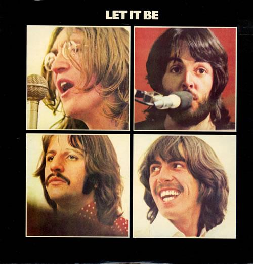 The Beatles Let It Be vinyl LP album (LP record) Portugese BTLLPLE553853