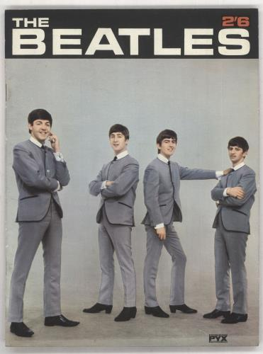 The Beatles Life With The Beatles magazine UK BTLMALI344638