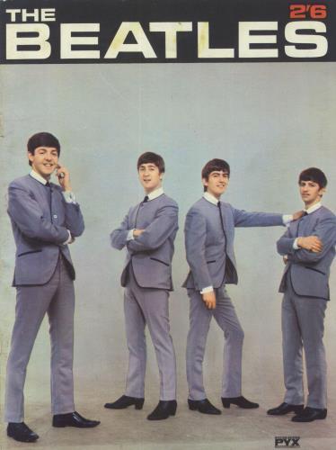 The Beatles Life With The Beatles book UK BTLBKLI755995