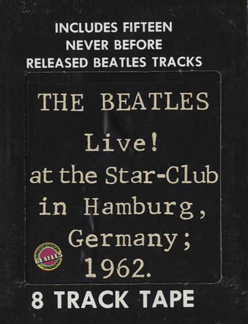live at the starclub in hamburg germany 1962 songs