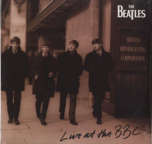 The Beatles Live At The BBC - Sealed 2-LP vinyl record set (Double Album) US BTL2LLI47045