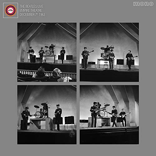 The Beatles Live at the Liverpool Empire, December 7th 1963 - Red Vinyl - Sealed vinyl LP album (LP record) UK BTLLPLI769463