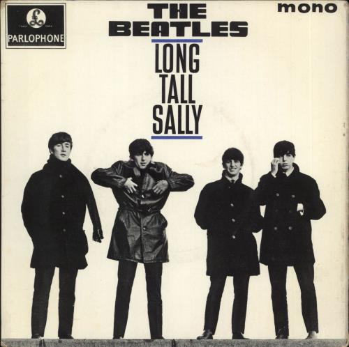 "The Beatles Long Tall Sally EP - 1st - EX 7"" vinyl single (7 inch record) UK BTL07LO500876"