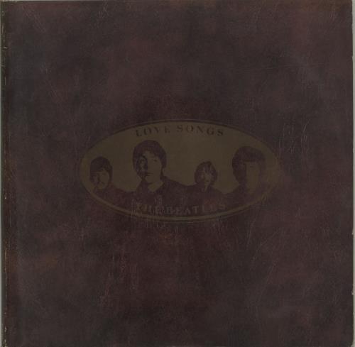 The Beatles Love Songs - EX 2-LP vinyl record set (Double Album) UK BTL2LLO654392