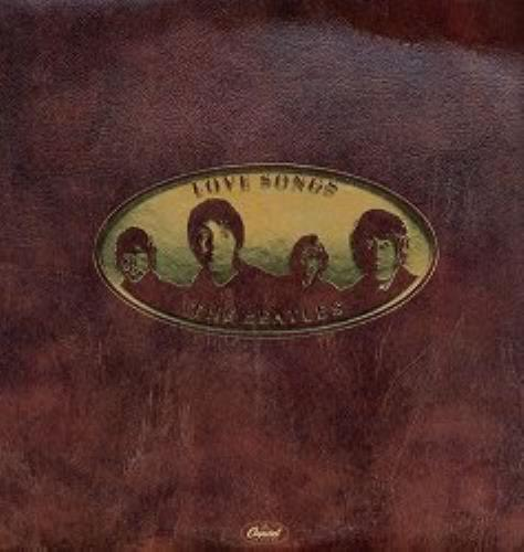 The Beatles Love Songs Yellow Vinyl Canadian 2 Lp Vinyl