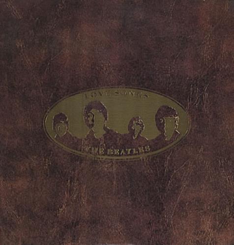 beatles love songs album