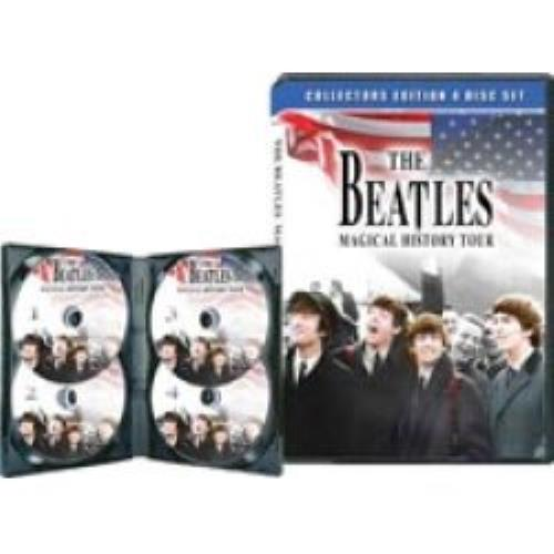 The Beatles Magical History Tour DVD UK BTLDDMA494990