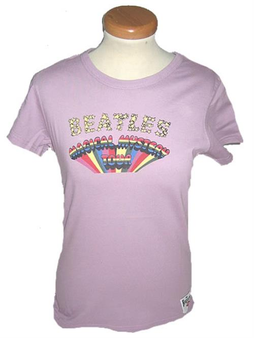 The Beatles Magical Mystery Tour [Ladies: Small] t-shirt UK BTLTSMA426945