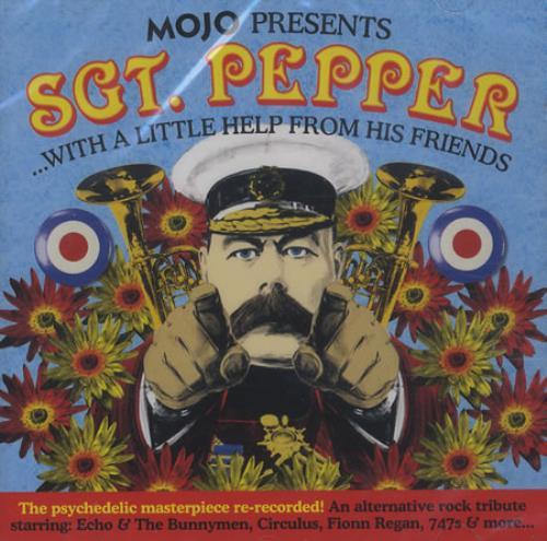 The Beatles Mojo Presents Sgt. Pepper CD album (CDLP) UK BTLCDMO398607