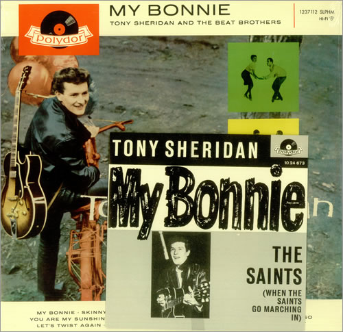 "The Beatles My Bonnie + 7"" - Sealed vinyl LP album (LP record) German BTLLPMY455190"