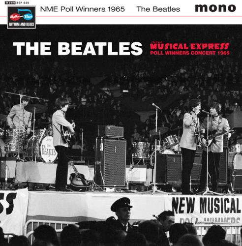 "The Beatles NME Poll Winners Concert 1965 - Sealed 7"" vinyl single (7 inch record) UK BTL07NM752720"