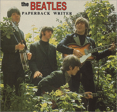 The Beatles Paperback Writer Uk 3 Quot Cd Single Cd3 126469