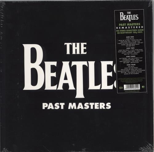 The Beatles Past Masters - Sealed 2-LP vinyl record set (Double Album) Japanese BTL2LPA768537