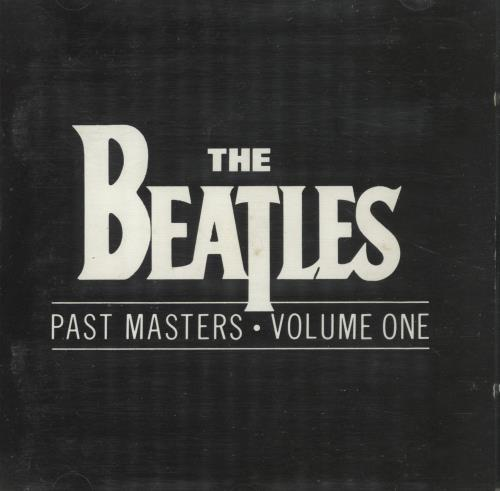 The Beatles Past Masters - Volume One CD Album Box Set UK BTLDXPA91600