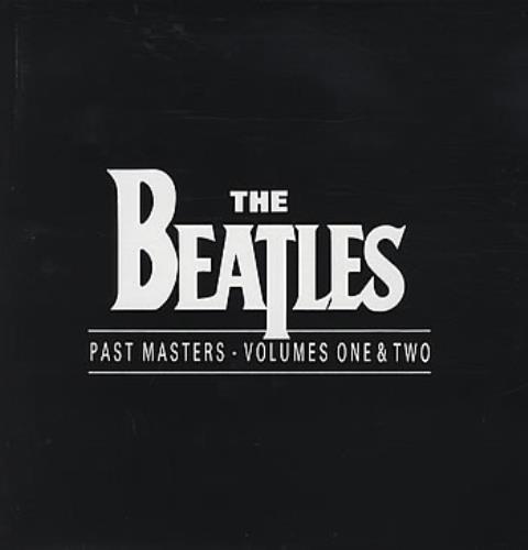 The Beatles Past Masters - Volumes One & Two - EX 2-LP vinyl record set (Double Album) UK BTL2LPA272300