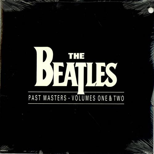 The Beatles Past Masters Volumes 1 & 2 - Sealed 2-LP vinyl record set (Double Album) US BTL2LPA467691