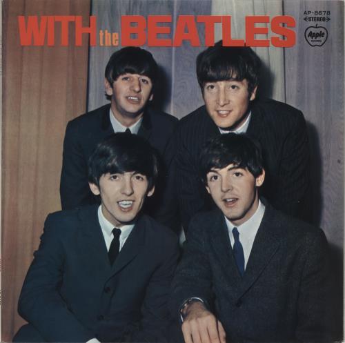 The Beatles Please Please Me/ With The Beatles 2-LP vinyl record set (Double Album) Japanese BTL2LPL709679