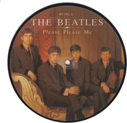 The Beatles Please Please Me Uk 7 Quot Vinyl Picture Disc 7