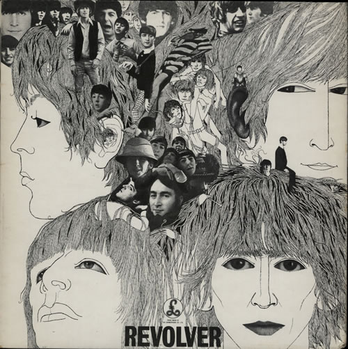 The Beatles Revolver - 2 Box - Gram - Flipback sleeve vinyl LP album (LP record) UK BTLLPRE348778