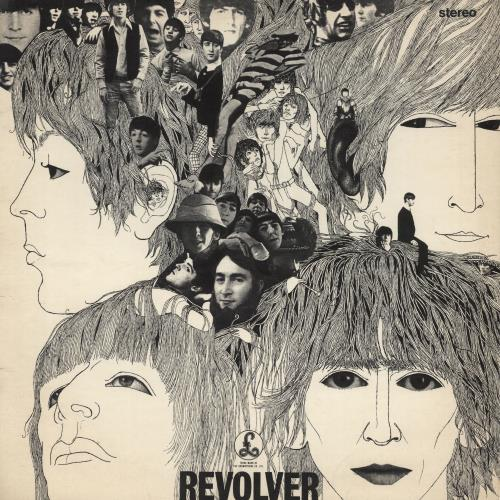 The Beatles Revolver - 3rd - EX vinyl LP album (LP record) UK BTLLPRE638066