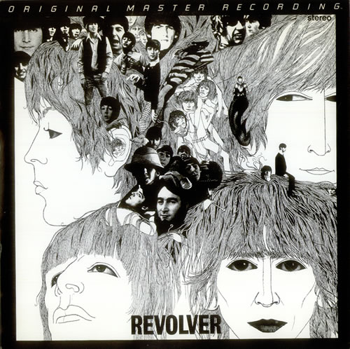 The Beatles Revolver Us Vinyl Lp Album Lp Record 221555