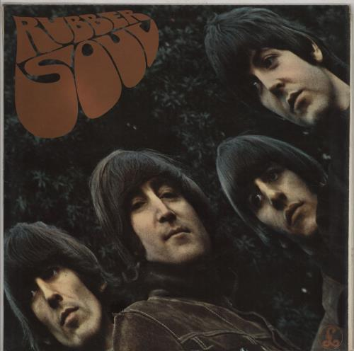 The Beatles Rubber Soul - Loud Cut - EX vinyl LP album (LP record) UK BTLLPRU297728