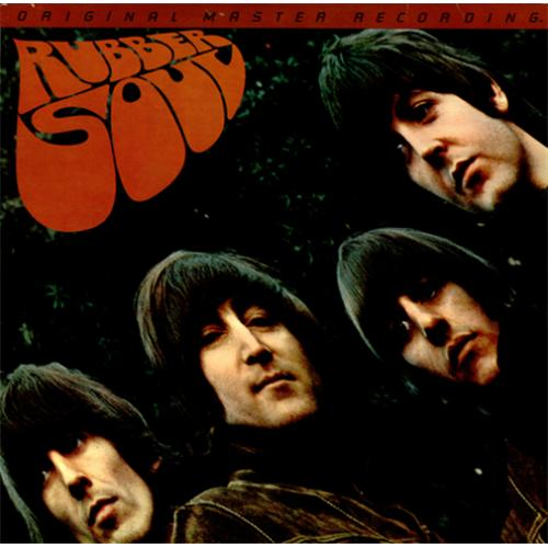 The Beatles Rubber Soul Us Vinyl Lp Album Lp Record 221553