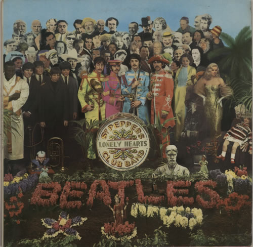 The Beatles Sgt. Pepper's - 2 Box - Gram Co - EX vinyl LP album (LP record) UK BTLLPSG585412