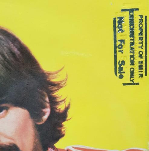 The Beatles Sgt. Pepper's - 2 box - Gramophone - Demo stamped sleeve vinyl LP album (LP record) UK BTLLPSG712406