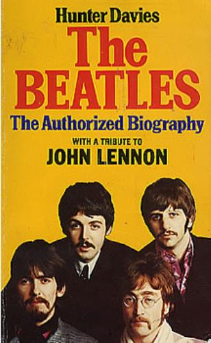 The Beatles The Authorized Biography Uk Book 287605 0586050140