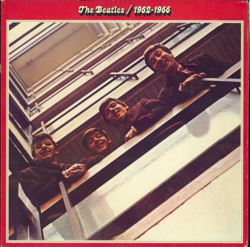 The Beatles The Beatles / 1962-1966 2-LP vinyl record set (Double Album) Spanish BTL2LTH769077