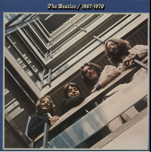 The Beatles The Beatles / 1967-1970 - 1st - EX 2-LP vinyl record set (Double Album) UK BTL2LTH178487