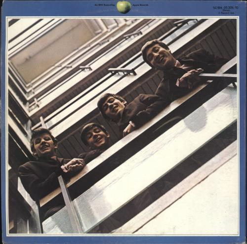 The Beatles The Beatles / 1967-1970 2-LP vinyl record set (Double Album) Dutch BTL2LTH710680