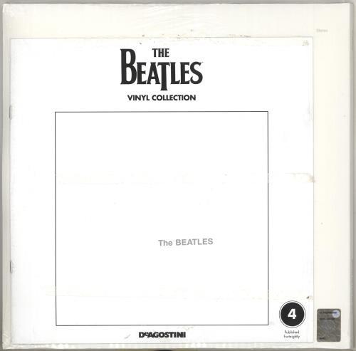 The Beatles The Beatles [White Album] - 2017 - Sealed 2-LP vinyl record set (Double Album) UK BTL2LTH717146