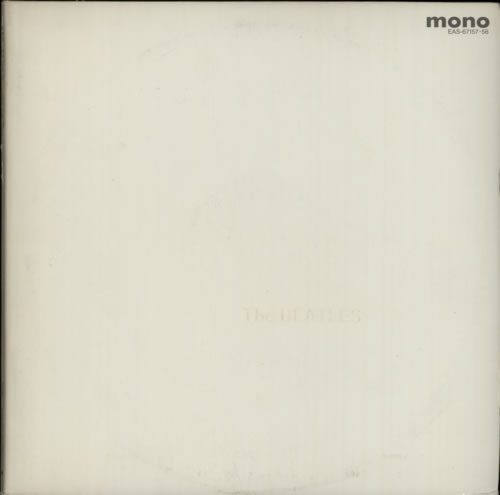 The Beatles The Beatles [White Album] - Red Vinyl 2-LP vinyl record set (Double Album) Japanese BTL2LTH448520