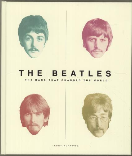 The Beatles The Beatles - The Band That Changed The World book US BTLBKTH698010