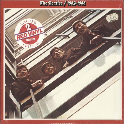 The Beatles The Beatles White Album 1962 1966 1967